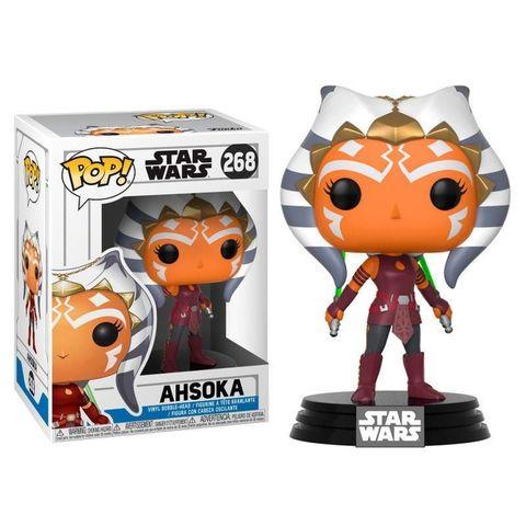 Фигурка Funko Pop! Star Wars: Clone Wars - Ahsoka