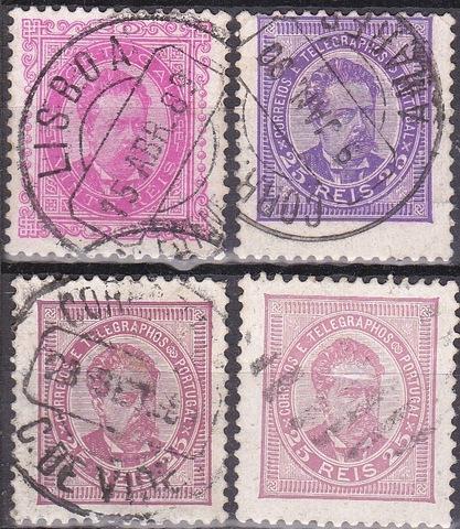 1882 №62-3 a+b оттенки