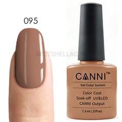 Canni, Гель-лак № 095, 7,3 мл