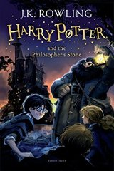 Harry Potter 1: Philosopher's Stone (rejacketed...