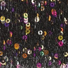 58106 (черный с цветными пайетками)