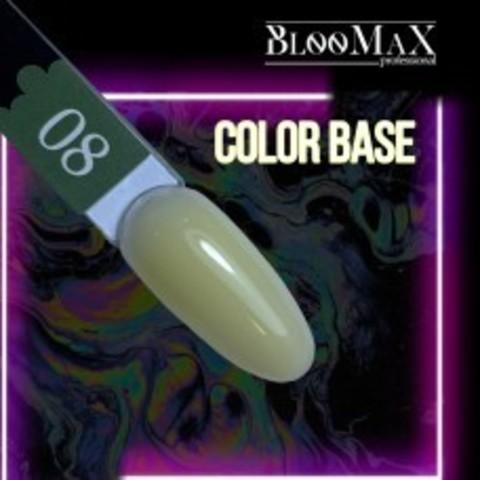 База BlooMax Color Base 08, 12 мл