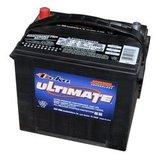 Аккумулятор автомобильный Deka Ultimate 735 MF  ( 12V 75Ah / 12В 75Ач ) - фотография
