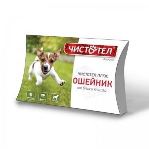 Чистотел Плюс Супер для собак