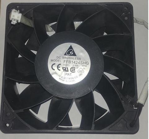 Вентилятор QUATTRO ELEMENTI 141х141х52мм (24В 2,3А)  i-FORCE 210 PFC (30712008)
