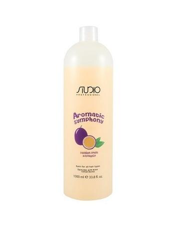 Бальзам для всех типов волос Маракуйя,Kapous Aromatic,1000 мл