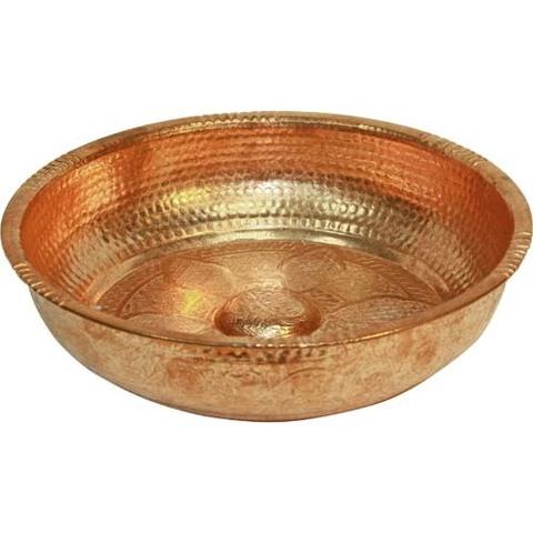Чаша медная для хамама (медь)