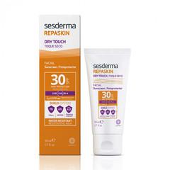 SESDERMA REPASKIN DRY TOUCH Facial sunscreen SPF 30 – Средство солнцезащитное с матовым эффектом для лица СЗФ 30, 50 мл