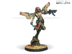 Bashi Bazouk (вооружена Submachine Gun)