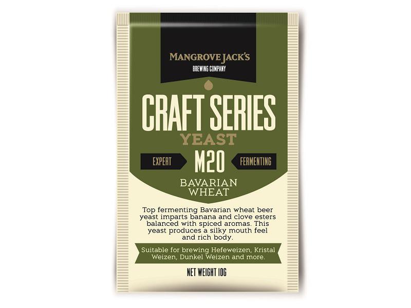Дрожжи пивные Дрожжи Mangrove Jack's Bavarian Wheat Yeast M20 931_P_1429276549235.jpg