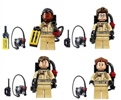 Minifigures SH 037 Ghostbusters
