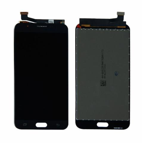 LCD SAMSUNG J7(2017) J727 + Touch Black Orig MOQ:5