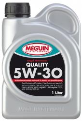 Megol Motorenoel Quality 5W30 НС-синтетическое моторное масло