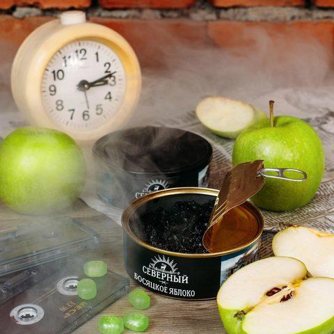 Табак для кальяна Северный Босяцкое Яблоко 100 гр