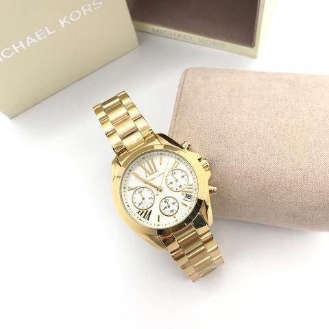MK6015 - Женские, наручные часы MK с хронометром