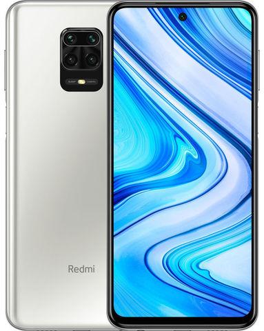 Смартфон Xiaomi Redmi Note 9 Pro 6/128GB White (белый) Global Version