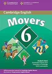 C Young Learners Eng Tests 6 Movers  SB *