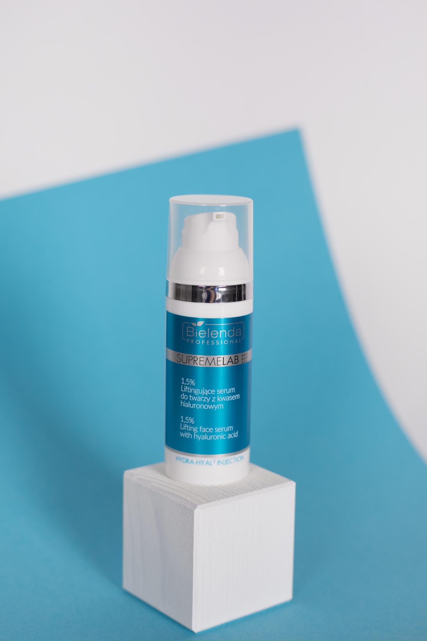 HYDRA-HYAL2  Лифтинг сыворотка для лица с 1,5% гиалуроновой кислотой, 50 мл.