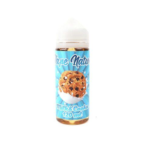 Жидкость Vape Nation Milk & Cookies