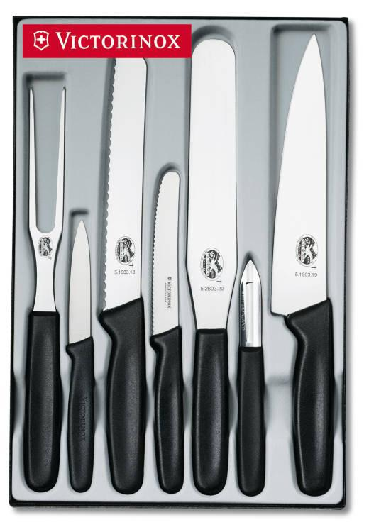 Набор из 7-ми ножей Victorinox (5.1103.7)