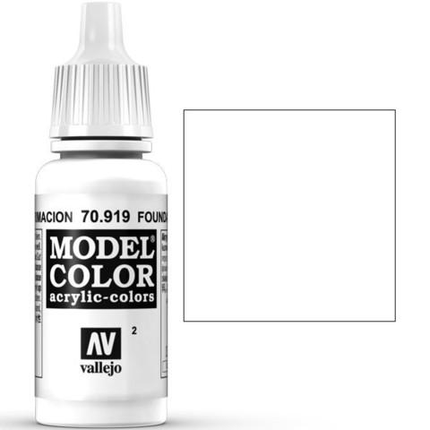 Model Color Blanco Imprimacion 17 ml.