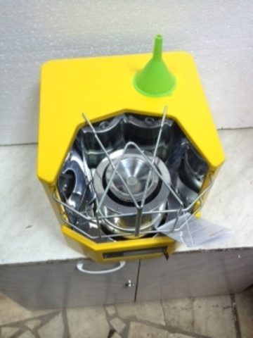Солярогаз Aeroheat S2600 Boxer