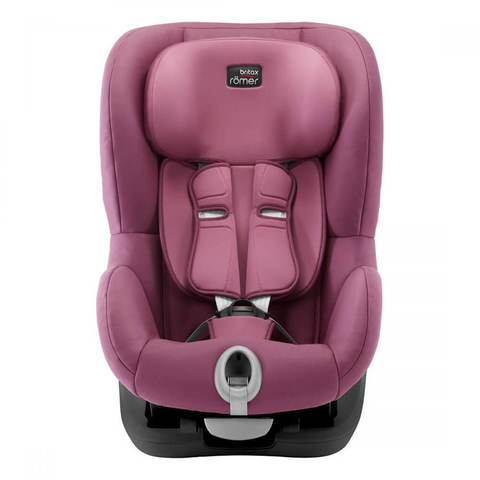 Автокресло Britax Roemer King II Wine Rose