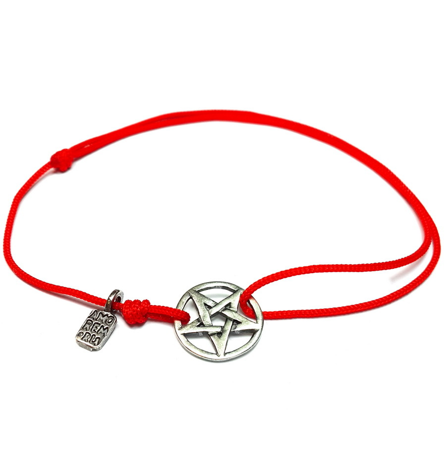 The seal of King Solomon Bracelet, sterling silver
