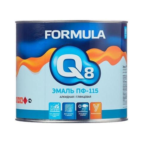 Эмаль FORMULA Q8 ПФ-115
