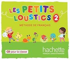 Les Petits Loustics 2 CD MP3 audio classe!! ***