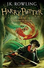 Harry Potter 2: Chamber of Secrets (rejacketed ...