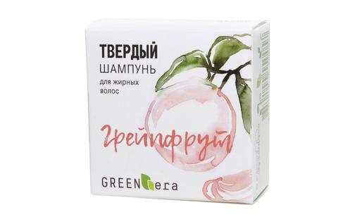 "Шампунь твердый ""Грейпфрут"" | 55 гр | Green Era"