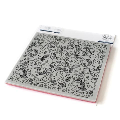 Штамп Pinkfresh Studio Cling Rubber Stamp Set -15х15 см-  Lush Vines
