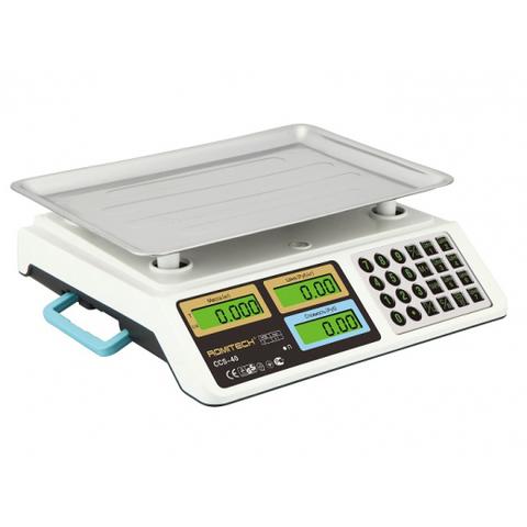 Весы бытовые электронные CCS-40