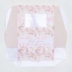 Коробка складная For you, 10  8  3.5 см