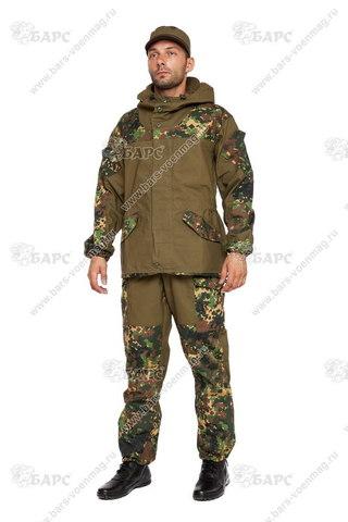 Камуфляжный костюм «Горка-3К» Излом