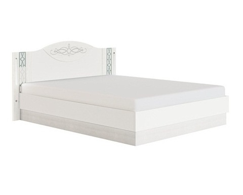 Кровать БЕЛЛА рамух с подсветкой и подъемным механизмом