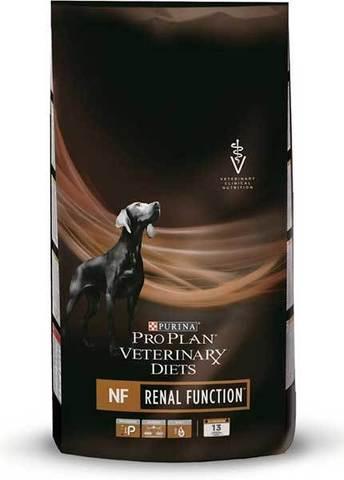 PURINA VETERINARY DIETS Диетический корм для собак при патологии почек Renal Function NF