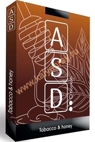 Бестабачная смесь ASD Hookah - Табак и Мед