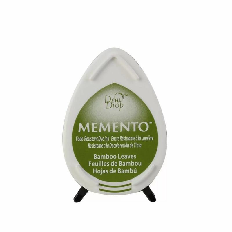 Штемпельная подушечка mini - MEMENTO - Bamboo Leaves