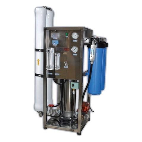 ARO-3000GPD - установка обратного осмоса с насосом (до 11500л/сут)