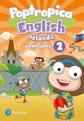 Poptropica English Islands 2 Wordcards