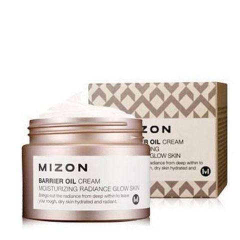 MIZON Увлажняющий крем для лица на основе масла оливы Barrier Oil Cream