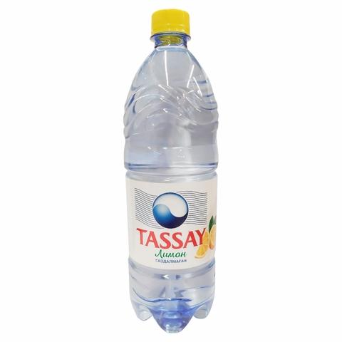 Вода TASSAY Лимон б/газа 1 л пл/б КАЗАХСТАН