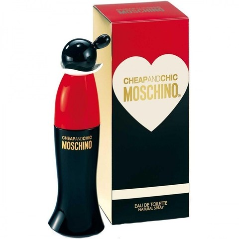 Cheap And Chic Moschino, 100ml, Edt