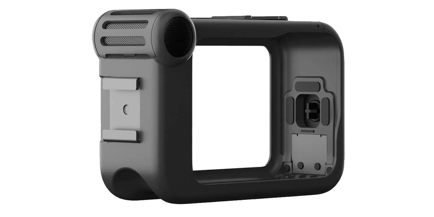 Медиамодуль с микрофоном и HDMI для HERO9/HERO10