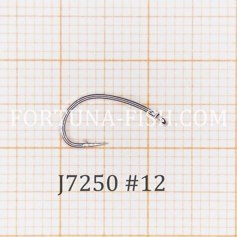 Крючок Akula Japan J7250 (Nymph) 100 шт