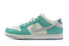 Kasina x Nike Dunk Low 'Sail/White/Green'