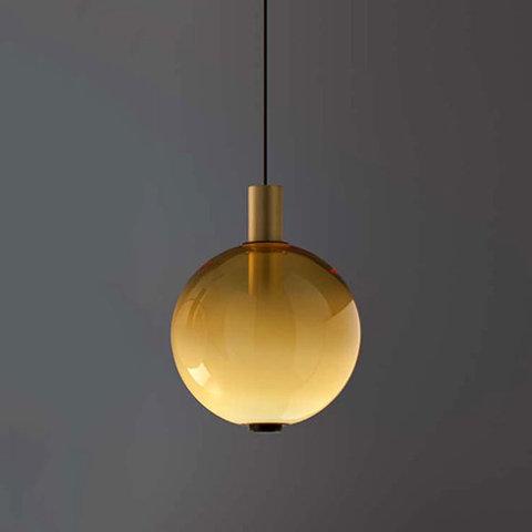 Подвесной светильник копия Beam Stick Nuance Amber by Olev
