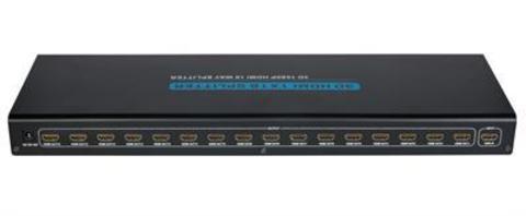 HDMI Splitter Сплиттер 1*16 4K, 1080P 3D 1Х16 (из 1-HDMI в 16-HDMI)